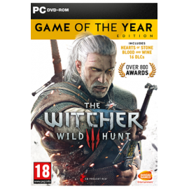 The Witcher 3: Wild Hunt - Game of The Year Edition (GOTY)