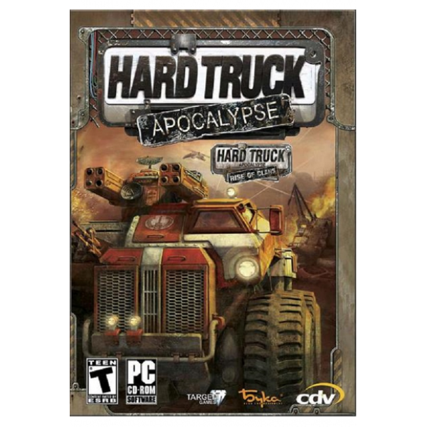 HARD TRUCK APOCALYPSE / EX MACHINA