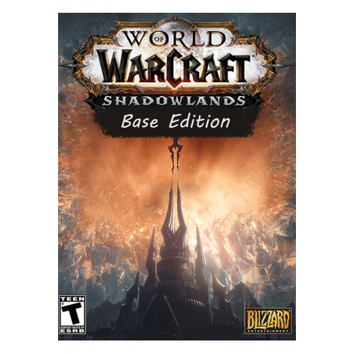WORLD OF WARCRAFT: SHADOWLANDS (BASE EDITION)